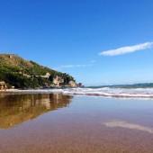 la bellezza di bazzano beach - spiaggia sperlonga