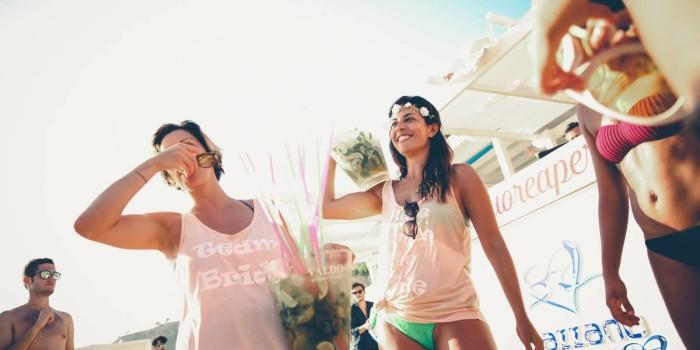 eventi esclusivi in spiaggia
